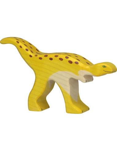 Figurine staurikosaurus bois ? Dinosaure Holztiger Jouet Goki jeu libre montessori reggio monde miniature construction eco europ