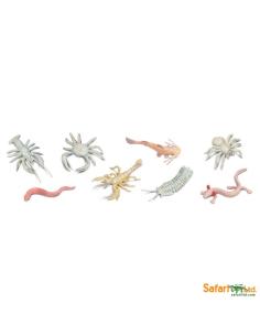Parasites figurine educative montessori education