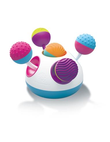 Klickity de Fat Brain Toys – Jouet motricité et cause à effet Fat Brain Toys {PRODUCT_REFERENCE}  Motricité fine - 2