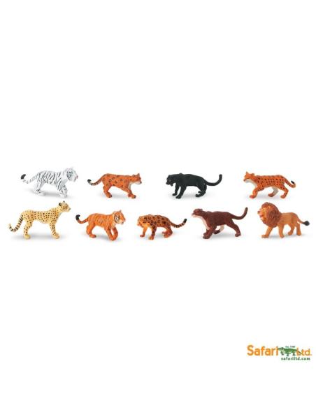 Fauves figurine educative montessori education faune