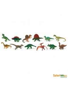 Dinosaures figurine educative montessori education