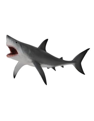 Figurine grand requin blanc Animaux marins Collecta 88729 Réplique réaliste Montessori maternelle collection jouet