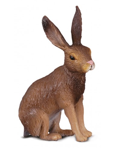 Figurine lièvre - Animaux de la forêt Collecta Collecta {PRODUCT_REFERENCE}  Animaux de la forêt - 1