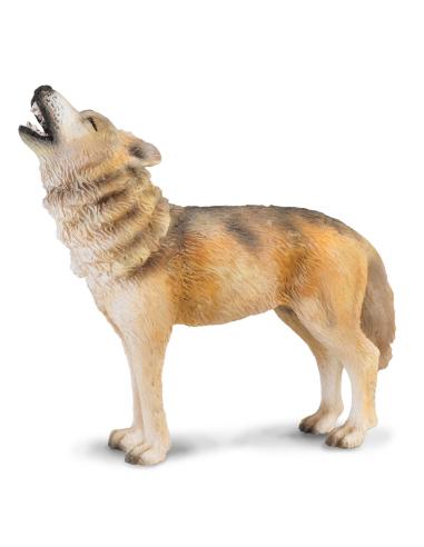 Figurine loup hurlant - Animaux de la forêt Collecta Collecta {PRODUCT_REFERENCE}  Animaux de la forêt - 1