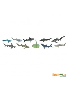 Requins figurine educative montessori education