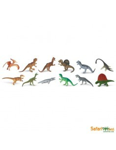 Dinosaures carnivores figurine educative montessori education