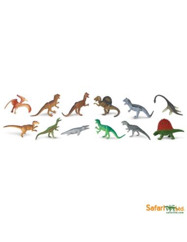 Dinosaures carnivores figurine educative montessori education