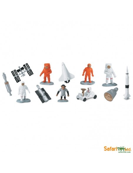 Espace vie lapbook astronaute satellitefigurine educative montessori education