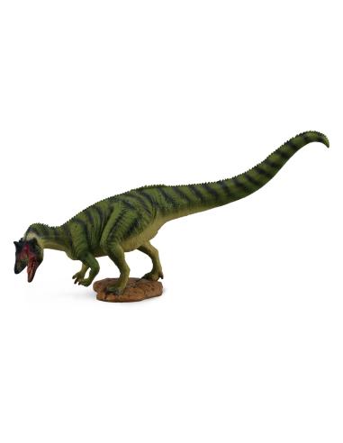 Figurine dinosaure saurophaganax Collecta 88678 Jouet réplique réaliste Collection Préhistorique Jurassic World carte enrichisse