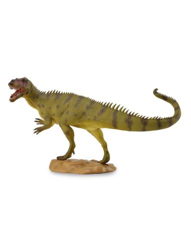 Figurine dinosaure torvosaure machoire mobile Collecta 88745 Jouet réplique réaliste Collection Préhistorique Jurassic Wor carte