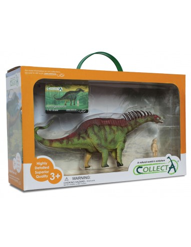 Figurine dinosaure 1:40 amargasaurus Collecta 89453 Collecta {PRODUCT_REFERENCE}  En lot - 1