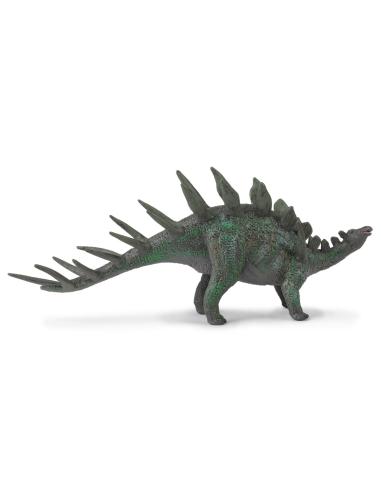 Figurine dinosaure kentrosaure Collecta 88400 Jouet réplique réaliste Collection Préhistorique Jurassic World carte enrichisseme
