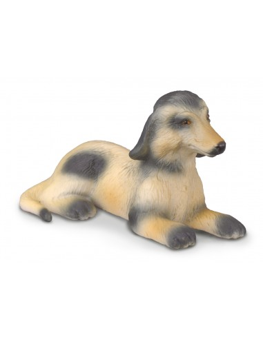 Figurine chiot lévrier afghan Collecta 88174 Collecta {PRODUCT_REFERENCE}  Chiens & Chats - 1