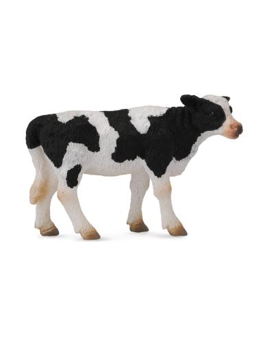Figurine veau frison debout Collecta - Les animaux de la ferme 88483 Collecta {PRODUCT_REFERENCE}  Animaux de la ferme et domest