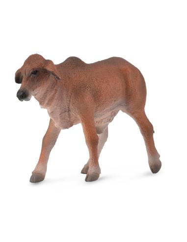 Figurine veau brahmane rouge Collecta - Les animaux de la ferme 88601 Collecta {PRODUCT_REFERENCE}  Animaux de la ferme et domes