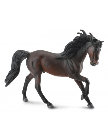 Figurine cheval étalon andalou bai Collecta 88463 Collecta {PRODUCT_REFERENCE}  Chevaux et poneys - 1