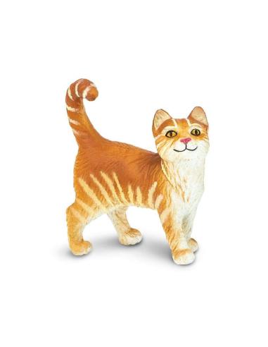 Figurine Chat tigré - Jouet Safari Ltd® 235529 Safari Ltd® {PRODUCT_REFERENCE}  Chiens & Chats - 2