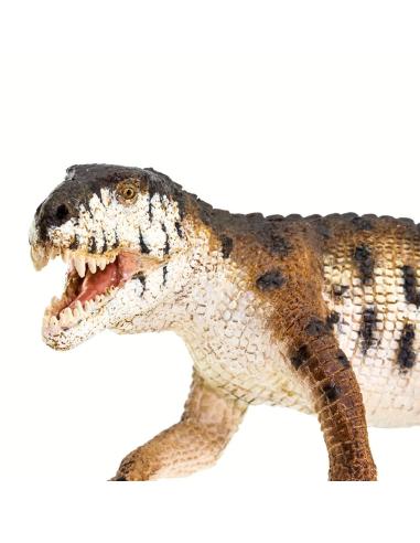 Figurine Prestosuchus - Jouet Dinosaure Safari 100249 replique realiste musee