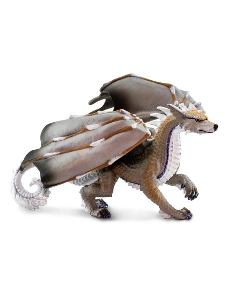 Figurine jouet dragon loup - Safari 100069