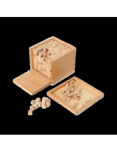 Cube 1000 mille boîte rangement Matériel Montessori didactique