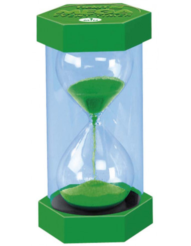 Sablier giga 30 cm 30 min vert Autres {PRODUCT_REFERENCE}  Heure (temps) - 3