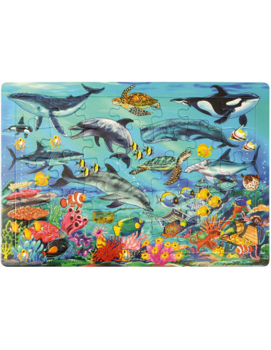 Puzzle Mer Autres {PRODUCT_REFERENCE}  Puzzles - 1