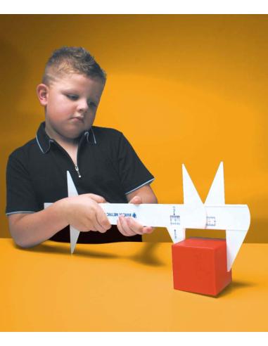 Pied à coulisse géant permet de mesurer les objets jusqu'à 30 cm Autres {PRODUCT_REFERENCE}  Longueur (distance) et volume - 2