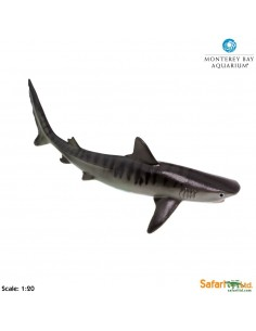 Requin Tigre XL figurine educative enrichissement montessori