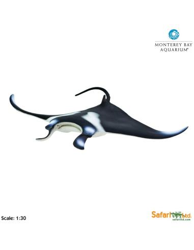 Raie Manta XL figurine educative enrichissement montessori