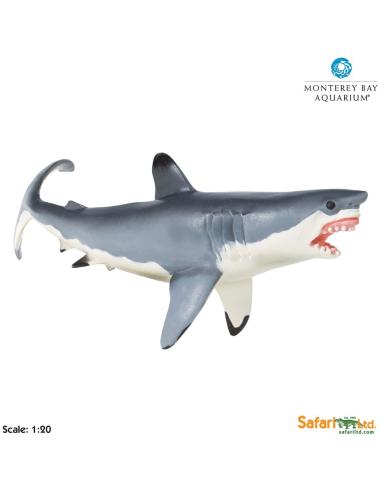 Figurine grand requin blanc(géant) - Safari Ltd® 211202 Safari Ltd® {PRODUCT_REFERENCE}  Vie Marine - 3