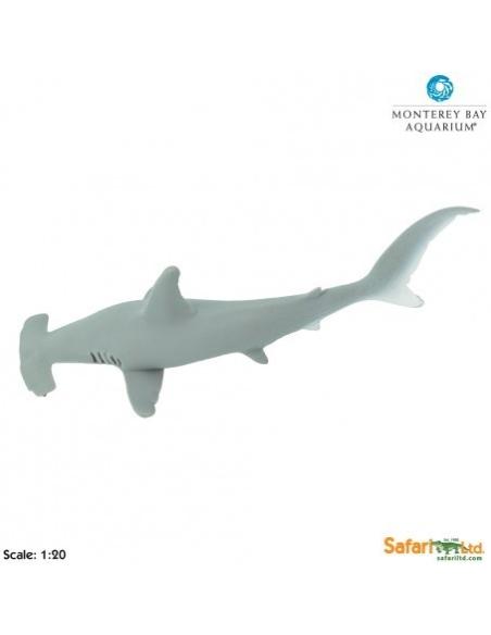 Requin Marteau XL vie marine safari ltd educatif pedagogique materiel montessori enrichissement