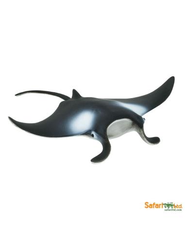 Figurine raie Manta - Safari Ltd® 277729 Safari Ltd® {PRODUCT_REFERENCE}  Matériel Montessori - 4