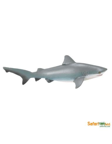Figurine requin-bouledogue - Safari Ltd® 422429 Safari Ltd® {PRODUCT_REFERENCE}  Vie Marine - 3