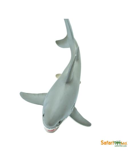Grand Requin blanc figurine educative enrichissement montessori