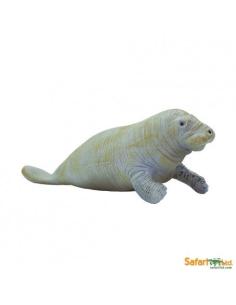 Lamantin figurine educative enrichissement montessori