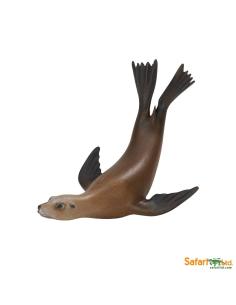 Otarie de Californie figurine educative enrichissement montessori