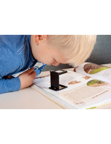 Mini-loupe avec support Autres {PRODUCT_REFERENCE}  Sciences - 1