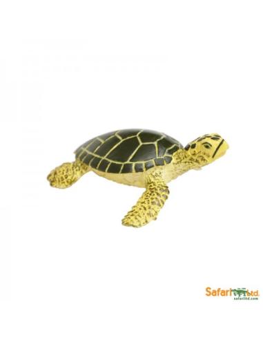 Figurine Tortue de mer verte bébé - Safari Ltd® 201329 Safari Ltd® {PRODUCT_REFERENCE}  Insectes et reptiles - 3