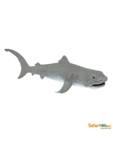 Requin grande-gueule figurine educative enrichissement montessori