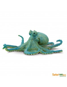 Octopus poulpe figurine educative enrichissement montessori