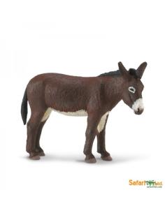 Âne figurine safari enrichissement montessori