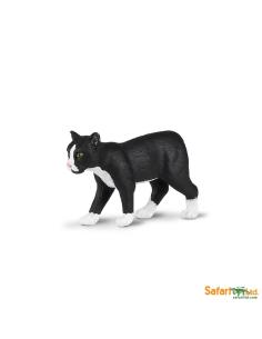 Chat de l'île de Man figurine safari enrichissement montessori