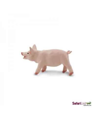 Figurine Porcelet (bébé cochon) - Safari Ltd® 234029 Safari Ltd® {PRODUCT_REFERENCE}  Animaux de la ferme et domestiques - 1