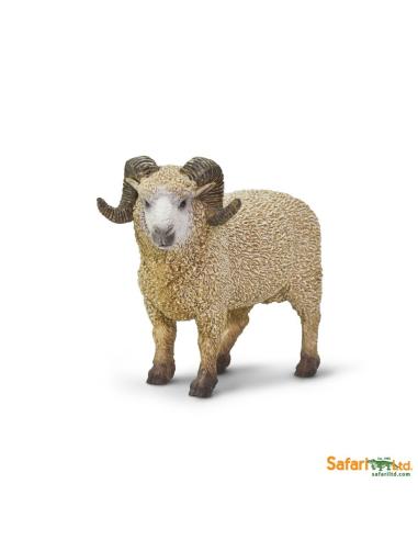 Figurine Bélier - Safari Ltd® 161429 Safari Ltd® {PRODUCT_REFERENCE}  Animaux de la ferme et domestiques - 3