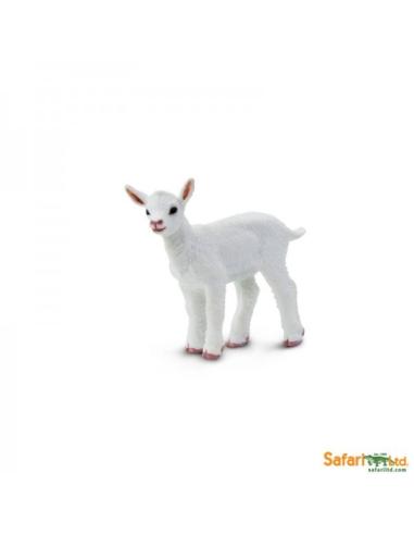 Chèvre bébé figurine safari enrichissement montessori