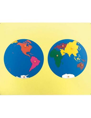 carte montessori puzzle geaographie planisphere mappemonde materiel montessori maternelle
