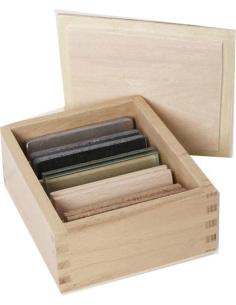 Tablettes thermiques montessori materiel didactique sensoriel