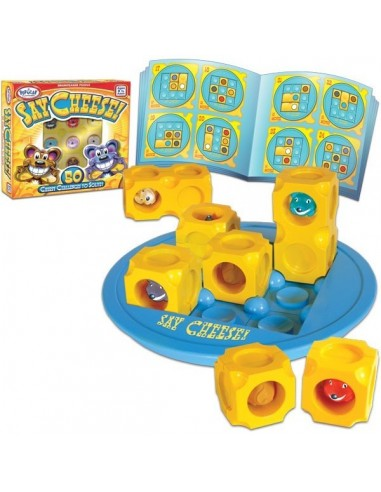 Saycheese jeu de reflexion popular plaything thinkfun smartgame rushour jouet
