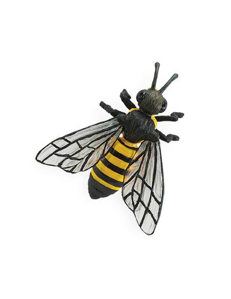 Figurine cycle vie abeille safari educatif pedagogique enrichissement montessori education