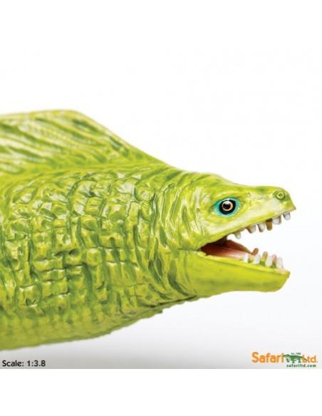 Figurine Murène Safari 261529 Matériel pédagogique Enrichissement Montessori Jouet Cartes maternelle science vocabulaire jeu